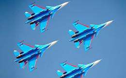 """Su-35, MiG-35 và Su-57: Bộ 3 """"nắm đấm thép"""" mới nhất, hiện đại nhất của Không quân Nga"""