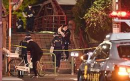 Tấn công bằng dao tại Nhật Bản khiến 3 người thương vong