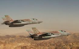 """F-35 giúp Israel """"kiểm soát bầu trời"""" Trung Đông"""