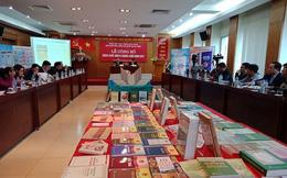 Ra mắt bộ sách mới của Tổng Bí thư Nguyễn Phú Trọng