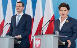 Đảng cầm quyền Ba Lan thay Thủ tướng trước thềm các cuộc bầu cử quan trọng
