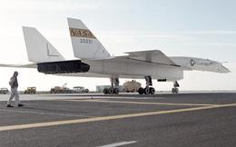 Chuyện buồn về máy bay ném bom nhanh và to nhất trong lịch sử Mỹ