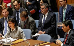 Mỹ bị cô lập hoàn toàn tại Hội đồng Bảo an với quyết định về Jerusalem