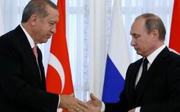 Tổng thống Nga chuẩn bị thăm Thổ Nhĩ Kỳ, bàn về Syria-Jerusalem