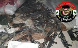 """""""Hổ Syria"""" chiếm thêm kho vũ khí IS tại chiến trường nam Deir Ezzor"""