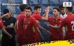 Tỏa sáng rực rỡ, Công Phượng cùng Quang Hải giúp U23 Việt Nam đại thắng Myanmar