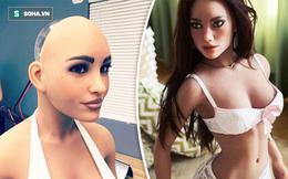 """Tình yêu ảo xâm chiếm giới trẻ: Hàng nghìn người rơi vào """"lưới tình"""" với sexbots"""