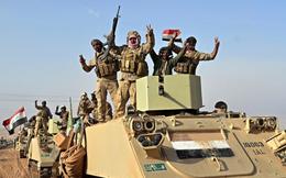 Lãnh thổ Iraq sạch bóng khủng bố IS sau hơn 3 năm chiến đấu