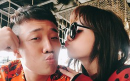 Vợ chồng Hari Won và Trấn Thành nhắng nhít kỉ niệm 700 ngày yêu nhau