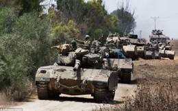 Bị tấn công sau vụ Jerusalem, Israel 'trả đũa' bằng xe tăng và chiến đấu cơ