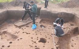 Cấp cứu di chỉ hơn 3 nghìn tuổi ở Hà Nội