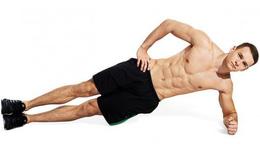 Dành ít phút tập 3 động tác giúp cơ bụng thon gọn, săn chắc, tại sao bạn không thử?