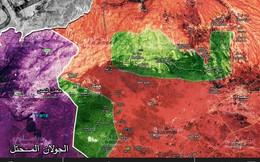 Quân Syria đánh rát, phiến quân thánh chiến được Israel chống lưng