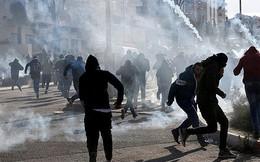 Đụng độ với cảnh sát Israel, số người Palestine bị thương liên tục gia tăng