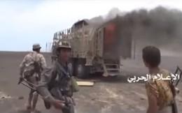 """Cuộc chiến tiêu hao của phiến quân Houthi với """"anh nhà giàu"""" Arab Saudi"""