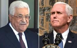 Palestine hủy gặp Phó Tổng thống Mỹ để trả đũa vụ Jerusalem