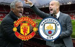 """Man United 1-2 Man City: """"Tội đồ"""" Lukaku nhấn chìm Quỷ đỏ"""