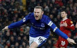 Tung cú sút cháy lưới, Rooney phá tan bữa tiệc thịnh soạn của Liverpool