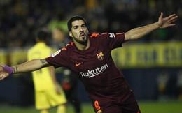 """Suarez """"tỉnh giấc"""", giúp Barcelona tái lập khoảng cách khổng lồ với Real Madrid"""