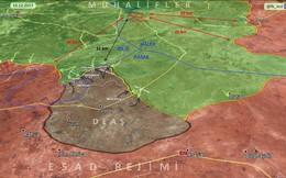Syria dồn binh chiếm 7 cứ địa phiến quân trên chiến trường Hama