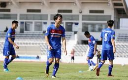 """U23 Việt Nam rèn miếng đánh mới hòng đối phó với """"đại cường địch"""""""