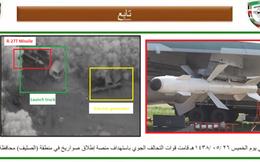 """Máy bay Saudi Arabia có thể """"rụng như sung"""" nếu trúng tên lửa hoán cải này"""