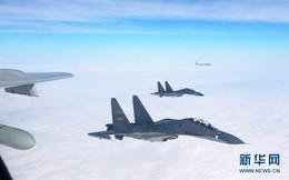 """Chiến đấu cơ TQ mang tên lửa hành trình CJ-10 vượt eo biển Miyako, Nhật, Đài """"lo sốt vó"""""""