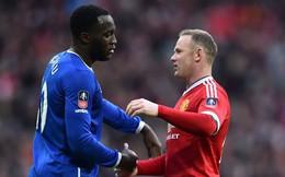 """Nuốt nước mắt rời Old Trafford, """"ông cụ"""" Rooney đang khiến Lukaku hổ thẹn tột cùng"""