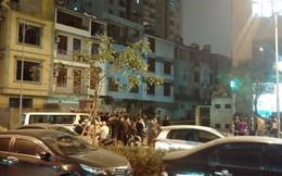 Hà Nội: Nam thanh niên rơi từ tầng 29 xuống đất tử vong