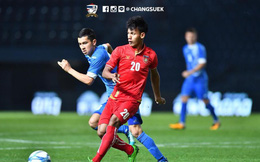 Lội ngược dòng trong thế mất người, U23 Uzbekistan đẩy Việt Nam vào tình thế đầy ám ảnh