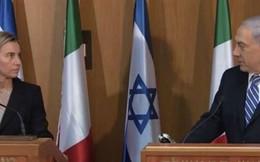 Sau Mỹ, Israel vận động EU ủng hộ vấn đề Jerusalem