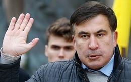 Cựu Tổng thống Gruzia được thẩm phán tòa án Ukraine thả tự do