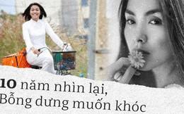 """10 năm """"Bỗng dưng muốn khóc"""": Gặp lại bộ ba Vũ Ngọc Đãng - Tăng Thanh Hà - Lương Mạnh Hải"""