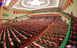 Ảnh hiếm trong Hội nghị Công nghiệp Quốc phòng lần thứ 8 của Triều Tiên