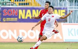 """Tiến bộ trông thấy, U19 Việt Nam làm được điều đáng khen trước """"đàn anh"""" Myanmar"""