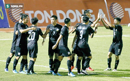 """HLV Thái Lan đáp trả, khiến thuyền trưởng U21 Việt Nam phải """"đau đầu"""""""