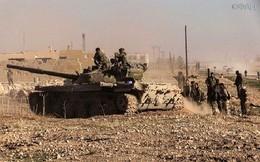 Nga yểm trợ, quân đội Syria tổng tiến công diệt phiến quân ở Idlib