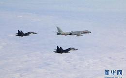 Cận cảnh màn rượt đuổi trên không giữa không quân Trung Quốc và Đài Loan