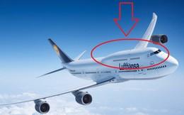 Sau gần 60 năm người ta mới biết tại sao Boeing 747 lại có cái bướu to trên đầu?