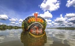 Hé lộ cuộc sống bí ẩn của thổ dân trong rừng rậm Amazon