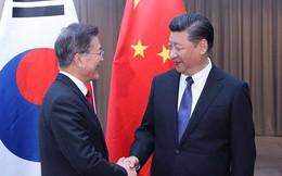 Kỳ vọng 'phá băng' quan hệ Trung-Hàn