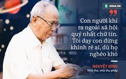 """Bố ca sĩ Long Nhật: """"Tôi yên tâm là con mình không bị người khác xem thường"""""""