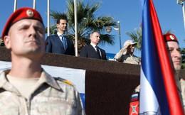 Không quân rút lui nhưng Hải quân Nga sẽ tiếp tục ở lại Syria đến năm 2092