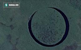 """Bí ẩn dị thường của """"con mắt nổi"""" khổng lồ giữa vùng đầm lầy Nam Mỹ"""