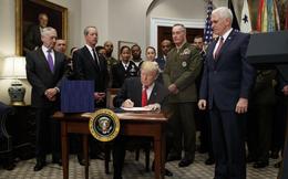 Ông Trump ký luật mở đường chiến hạm Mỹ tới Đài Loan: Cú đấm trực diện làm TQ choáng váng