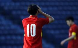 U23 Việt Nam lập thành tích buồn, thủ môn Đặng Văn Lâm nói lời cảm ơn PVF