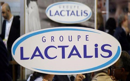 Sữa Lactalis có nguy cơ nhiễm khuẩn đã nhập về Việt Nam