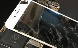 Lãnh 2 năm tù vì chém vỡ… chiếc điện thoại IPhone