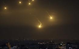 Israel liên tiếp bắn rơi tên lửa từ dải Gaza sau khi Hamas tuyên bố nổi dậy lần 3