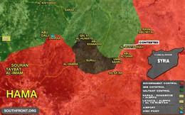 Quân Syria ác chiến phiến quân tại nam Aleppo